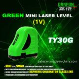 소형 DIY 녹색 것 수직 광속 Laser 수준 Ty30g