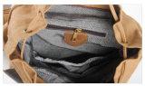 Les loisirs de plein air l'ordinateur portable en cuir sac à dos en toile (RS6819)