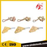 Сжатие веревочки стального провода кабеля 20 Kn легк эксплуатируемое (S-2000CL)