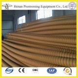 Поднапрячь Corrugated трубопровод HDPE для бетона моста