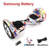 [10ينش] [هوفربوأرد] [سمسونغ] [بتّر] [بلوتووثسبكر] 2 عجلة نفس ميزان كهربائيّة [سكوتر] زاهية كهربائيّة حوم لوح لوح التزلج كهربائيّة