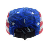 Шлем 5 панелей изготовленный на заказ крышки туриста Ployester шлема способа высший