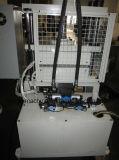 熱圧縮の形成機械を押すオイル