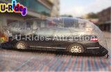 Aufblasbarer transparenter Luftblasen-Auto-Deckel