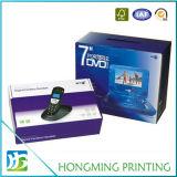 Impressão a Cores de papelão dobrável Celular Caixa de Embalagem
