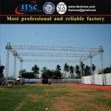 インドの市場のコンサートのイベントのための照明段階のトラス平屋根