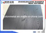 Plaque de grain du bois Presse à chaud