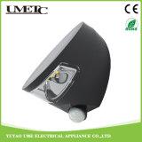 Indicatore luminoso di comitato solare del sensore della parete di illuminazione esterna LED di PIR
