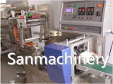 Het Natte Weefsel die van het Type van broodje Machine maken