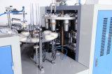 Máquina automática de la taza de papel de alta velocidad, la taza de papel que forma la máquina / Suministro de papel de aluminio Tapa Punzonadora / Alimentador automático Die Punzonadora