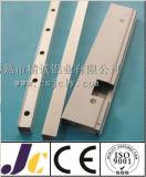 Perfil de alumínio extrudido 6.063 com usinagem CNC (JC-P-83051)
