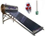 Hohe Leistungsfähigkeits-Niederdruck-Vakuumgefäß-Solar Energy Warmwasserbereiter mit Cer-Zustimmung