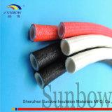 Tubo Braided di Ruber del silicone resistente a temperatura elevata di Sunbow