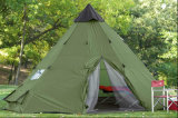 Hot Sale Indiens de plein air Camping Tipi Tente Tipi Bell