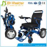 طائرة نقد كهربائيّة يطوي كرسيّ ذو عجلات عقبة [بورتبل]