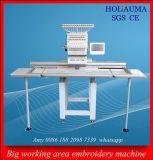Машина вышивки тенниски одежды плоской крышки большого размера Holiauma одиночная головная любит система Tajiama