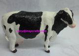 Estátua da vaca Polyresin