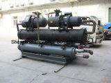 550000kcal/H de water Gekoelde Harder van het Water van de Compressor van de Schroef