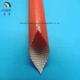 密閉モーターのためにスリーブを付けるRoHSの承認のアクリル樹脂の上塗を施してあるガラス繊維
