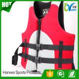 Novos Produtos Preço Fábrica Profissional Natação Life Saving Vest (HW-LJ054)