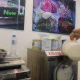 Большой объем мороженого Гелато Экономи пакетного морозильной камере