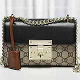 Saco de ombro Emg4777 das mulheres de Crossbody do saco do mensageiro do couro genuíno