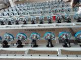 Prix bas de papier décoratif de machine d'emballage de travail du bois de mélamine COMPLÈTE de panneau mural