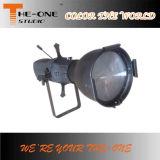 LED de 200W de 10 grados de la luz de Leko perfil