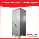 система электропитания DC 48VDC 220VAC солнечная для башни телекоммуникаций
