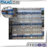 Perfil de aluminio/de aluminio del encofrado de la protuberancia