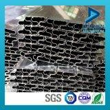 공장 삽입 Slatwall MDF를 위한 직매 6063 T5 알루미늄 밀어남 단면도
