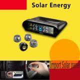 Sistema di controllo a energia solare di pressione di gomma per l'automobile