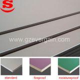 표준 내화성이 있는 방습 천장 건식 벽체 시스템 석고판