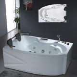 屋内泡マッサージの浴槽