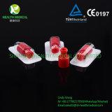 Roter Combi Stopper kundenspezifisches Soem Verpacken
