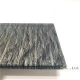 Occhiali di protezione/di vetro/di vetro laminato/panino vetro stampato seta con le sete d'argento nere