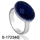 Monili dell'argento dell'anello di modo di alta qualità