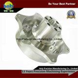 Peças de usinagem de alumínio CNC de 4 eixos Precision Custom Auto Parts