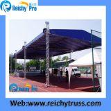 auf Verkaufs-im Freien Hochleistungsaluminiumstadiums-Beleuchtung-Dach-Binder