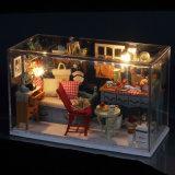 Деревянная игрушка высокого качества головоломки кубика