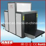Varredor elevado da bagagem da máquina do equipamento do detetor do raio X da alta qualidade da penetração