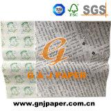 Gute Qualitätsfirmenzeichen gedrucktes Papier für Hamburger-Verpackung