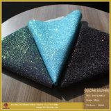 Три цвета воздушного слоя Базовый материал PU кожа для обуви (SP071180GLT)