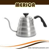 700mlステンレス鋼のコーヒーセットのコーヒーやかん