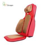 Rocago diseño único Tapping y amasar silla de masaje con función de infrarrojos