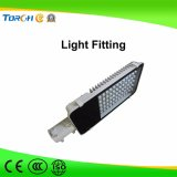Lista de precios solar Dlc de calidad superior ETL de la luz de calle de la luz de calle del LED 30W 40W 50W LED aprobado