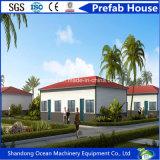 가벼운 강철 구조물 건축재료와 샌드위치 위원회의 싼 가격 좋은 품질 Prefabricated 집