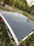 Tettoia esterna diritta libera del riparo della pioggia della finestra del portello del manuale di alta qualità