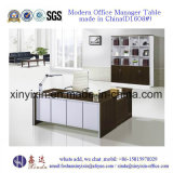 Meubles de bureau modernes de type européen de Tableau de bureau de mélamine (M2602#)