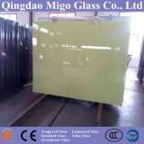 Colorido Tempered Back Printing Splashback Glass in Kitchen